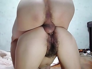 Korean Hairy Cunt Gets Dicked Deep met on WWW.MYSEXIER.COM