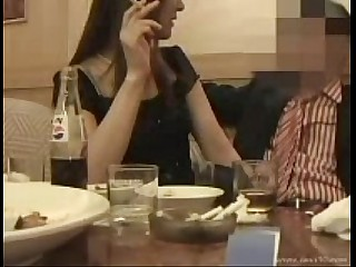 Korean Girl Karaoke