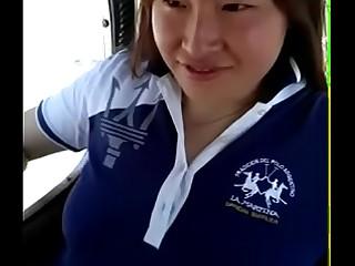 Korean webcam - 젖탱이 함봐 - Korean Teen 빨 야플티비 한국야동 귀요미