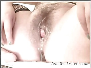 Korean amateur mature masturbation creamy wet fountain blast