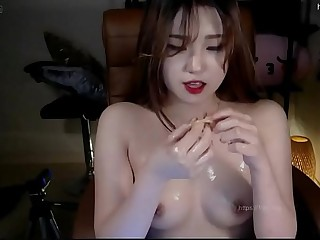 Cute Korean BJ show cam nude !