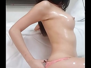 Very beautiful body ! Super BJ korean live stream nude show !