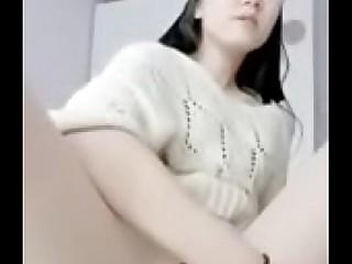 Cute korean girl show her hot pussy, part 2 in xgadis.com