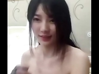 Amazing Korean Camgirl Dancing and Masturbating Part6