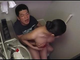 Flight Delicious K-Movie Sex Scene #2