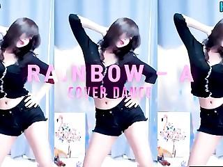 Gái Hàn Quốc nhảy A
