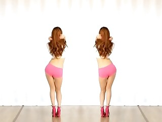 WAVEYA MiU Hyomin Nice Body