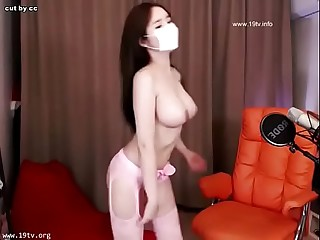 cake77 김옥지 naked dance 6