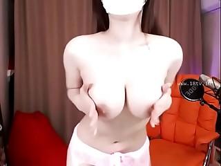 cake77 김옥지 naked dance 3