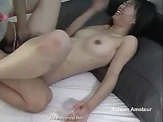 Deep throat virgin