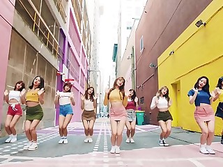 KPOP Twice Likey Porn version